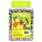 Perler Beads 22,000 Count Bead Jar Multi-Mix Colors – $14.99!