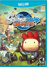 Scribblenauts Unlimited Wii U.