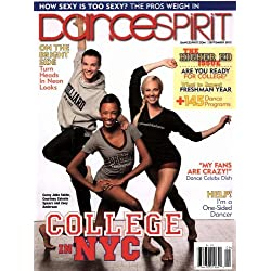 1-Year (10 Issues) of Dance Spirit Magazine Subscription