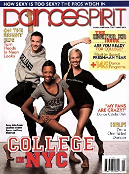 1-Yr Dance Spirit Magazine Subscription
