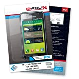 FoliX FX-Clear Ecran-Protecteur pour Samsung Galaxy S I9000 / GalaxyS i-9000 Ultra-clair et � rev�tement dur! La plus haute qualit� Made in Germany!