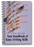 img - for New Handbook of Basic Writing Skills book / textbook / text book