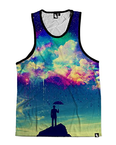 iHeartRaves Till the Sky Falls Down Rave Tank Top