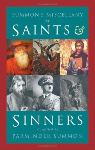 Summon's Miscellany of Saints and Sinners, PARMINDER SUMMON