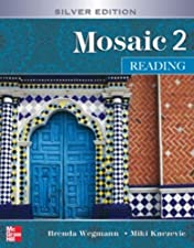 Mosaic Level 2 Reading Student Book by Brenda Wegmann