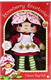 Strawberry Shortcake 35th Birthday Limited Edition Classic Retro Rag Doll - 14 inch