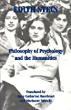 img - for Philosophy of Psychology and the Humanities (Stein, Edith//the Collected Works of Edith Stein) (v. VII) book / textbook / text book