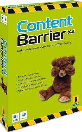Intego ContentBarrier X4 - Macintosh