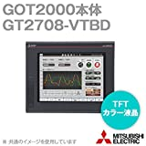 三菱電機 GT2708-VTBD GOT2000 GOT本体 (8.4型) (解像度 640×480) (DC24V) (パネル色:黒) NN