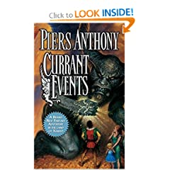 Currant Events (Xanth, No. 28) by Piers Anthony
