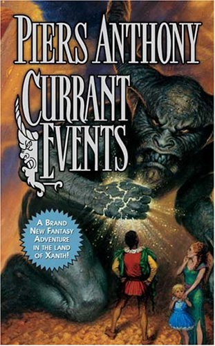 Currant Events (Xanth, No. 28), Anthony, Piers