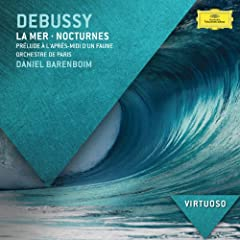 Claude Debussy: Nocturnes - Orchestral Version - 1. Nuages