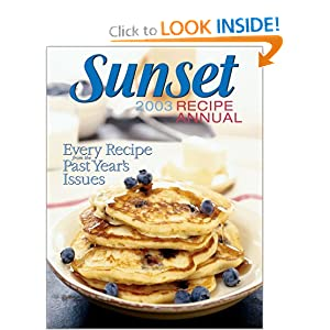 Sunset Recipe Annual (Nov 2002)
