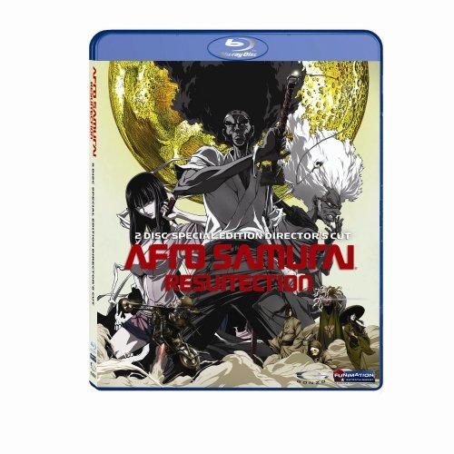 Afro Samurai: Resurrection [Blu-ray] [Import]