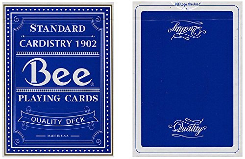 MMS Quality Bee USPCC Trick, Blue - 1