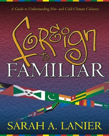 the book Foreign to Familiar