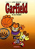 Garfield va au panier