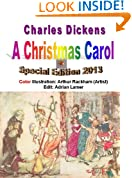 A Christmas Carol (Annotated, Illustrated)