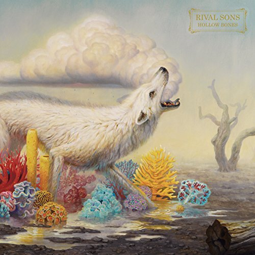 Hollow Bones (Amazon UK Signed Exclusive) by Rival Sons