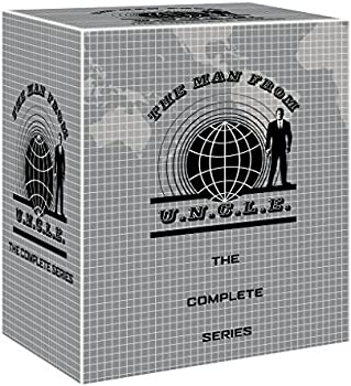 The Man From U.N.C.L.E Complete Series on DVD