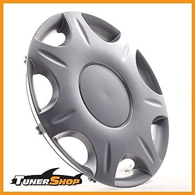 13 Zoll Radkappen Radzierblenden Radblenden VW Stahlfelgen #2432174 silber Winter Sommer von Tunershop auf Reifen Onlineshop