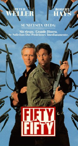 Fifty/Fifty [VHS] [Import]