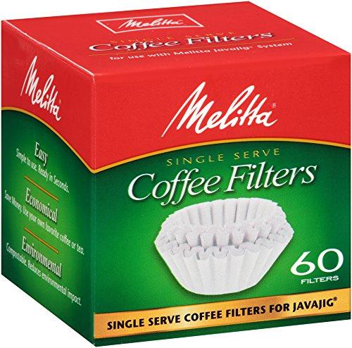 Melitta Java Jig, Single Serve Paper Coffee Filters by Melitta from Coffee Maker World