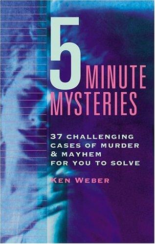 Five-Minute Mysteries: (repackage)