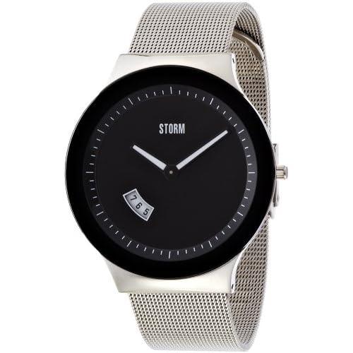 [ストーム]STORM 腕時計 SOTEC Black 47075BK メンズ 【正規輸入品】
