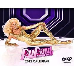 RuPaul's Drag Race: 2012 Wall Calendar