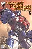 トランスフォーマーウォー・ウィズィン (#1) (JIVE AMERICAN COMICSシリーズ)
