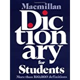 Macmillan Dictionary for Students ~ Ltd. Pan Macmillan