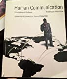img - for Human Communication - Principles and Contexts (Hum book / textbook / text book