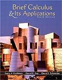 Brf Calc&Its Appl&Tut Ct (0131602225) by Goldstein