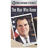Frontline - The Man Who Knew [VHS]