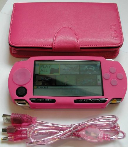 Venom Pink SP Starter Travel Pack (PSP)