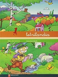 DESCARGAR LIBRO DE LECTURA LETRILANDIA - Piruleta colorines