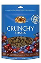 NUTRO Crunchy Treats With Real Mixed Berries - 16 oz. (454 g)