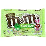 M&M's Chocolate Fun Size Candies, Milk Chocolate, 11-Ounce Packages (Pack of 6)