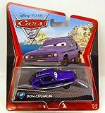 Disney Pixar Cars 2 - Don Crumlin - Voiture Miniature Echelle 1:55 - N° 31