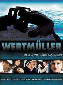 "Cover of ""The Lina Wertmuller Collection ..."