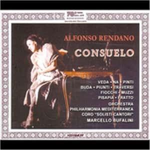 Alfonso Rendano, Marcello Bufalini, Orchestra Philharmonia