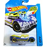 Hot Wheels Color Shifters - City 20/48 - What-4-2