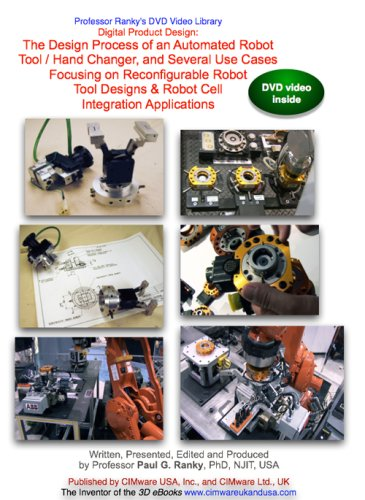 Digital Product Design: The Design Process of an Automated Robot Tool / Hand Changer, and Several Use Cases ... (NTSC DVD Video) (Robot Abb compare prices)