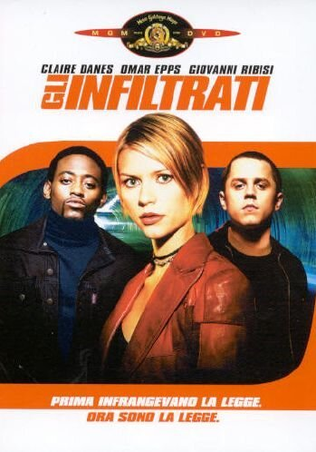 Gli Infiltrati [IT Import]