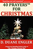 40 Prayers for Christmas (40 Prayers Series)