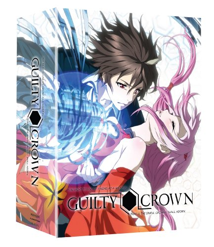 Guilty Crown: Complete Series Part 1 [Blu-ray] [Import]