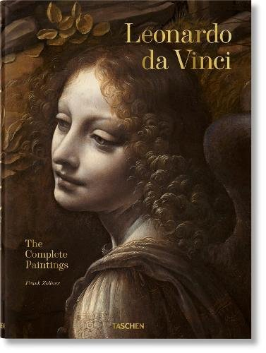 Leonardo da Vinci The Complete Paintings [Zollner, Frank] (Tapa Dura)