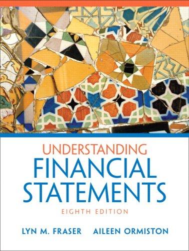 Understanding Financial Statements (8th Edition)