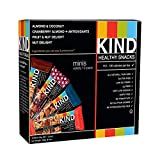 KIND Minis Variety Pack, 12-Count, 0.8oz